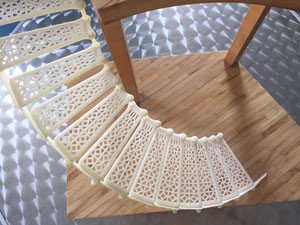 FDM 3D Printing Stairs